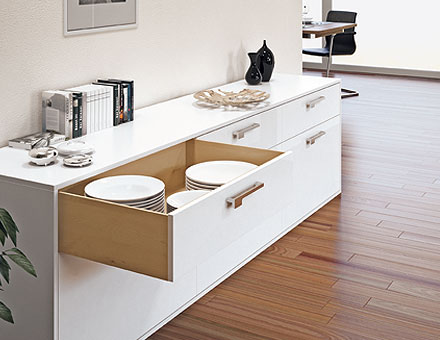 hettich drawer channels india
