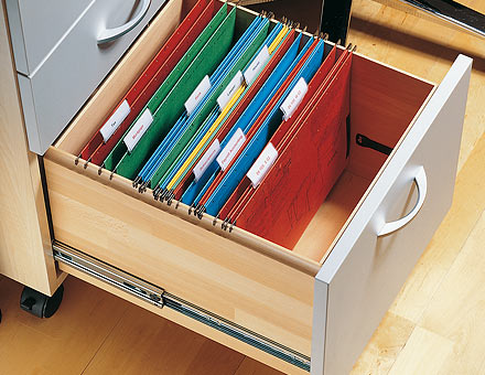 hettich drawer channels