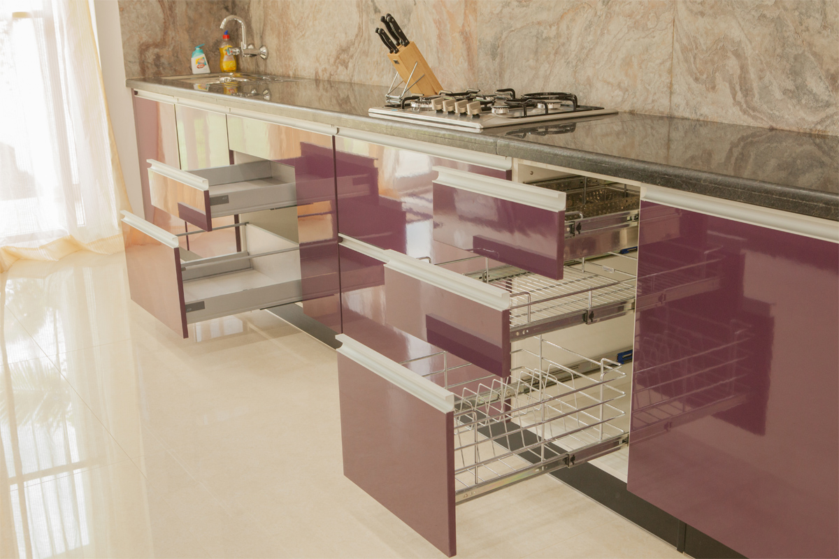 Incroyable Modular Kitchen In Bangalore